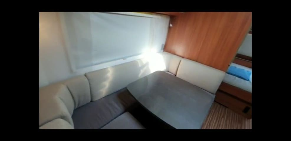 Delmar luxury Caravan