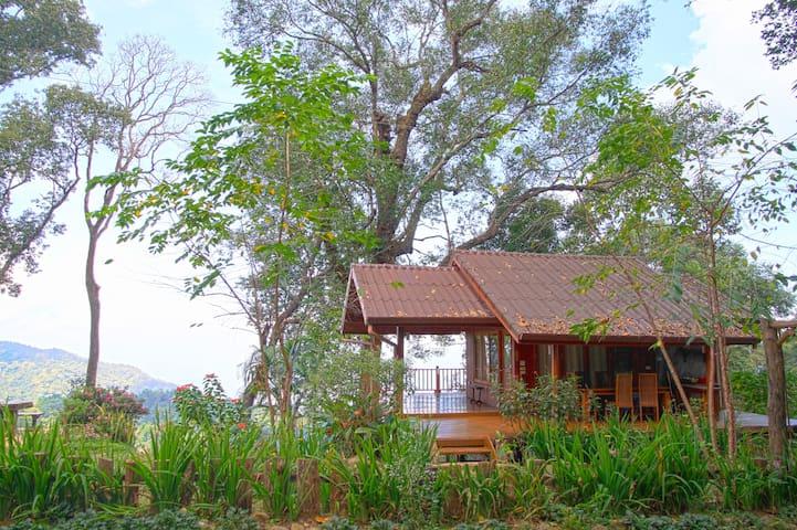 Cozy Cabin w/ Breathtaking View! B - Chiang Dao