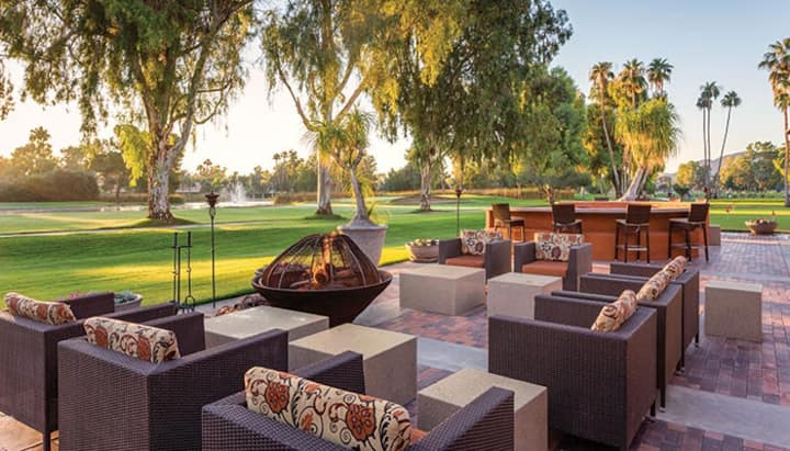 A Serene Scottsdale Golf Resort-Condo sleeps 4