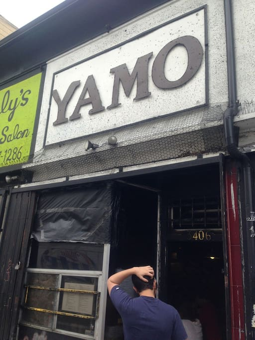 Photo of Yamo in Mission District