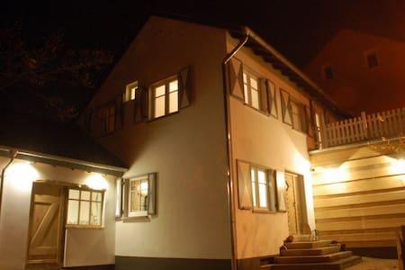 Design Cottage am Rhein-KleineVilla - Unkel - Σπίτι