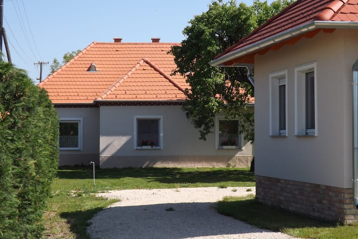 Two-bedroom apartment near Győr (70 m2)