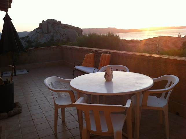 Attico con terrazza vista mare - Apartments for Rent in Baja ...