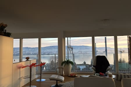 Fantastic views, super location - Zürich - Appartement