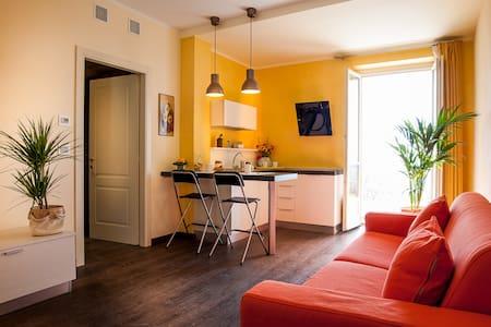 Arc en Ciel, Appartamento Giallo - Cocconato - อพาร์ทเมนท์