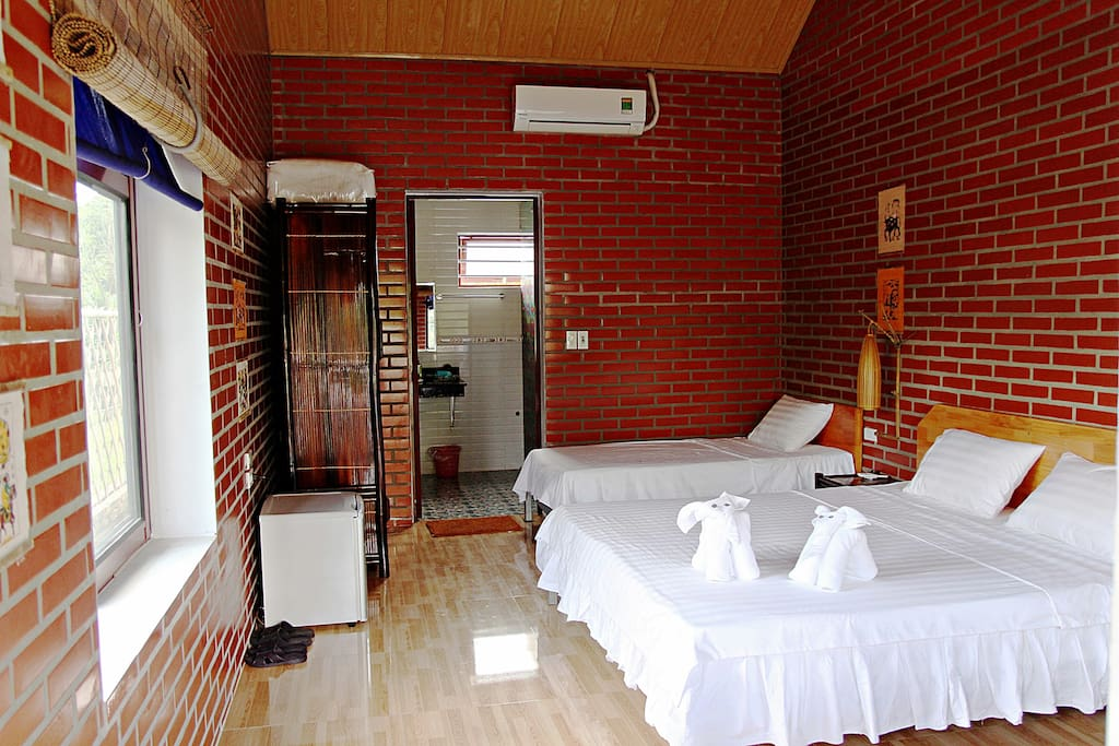 Room with air-condition