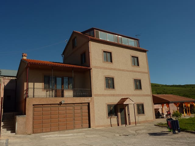 Spacious 6 bed villa in Jrvezh, Yerevan - Yerevan - House