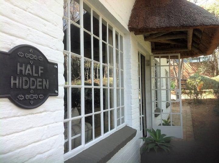Half Hidden Cottage
