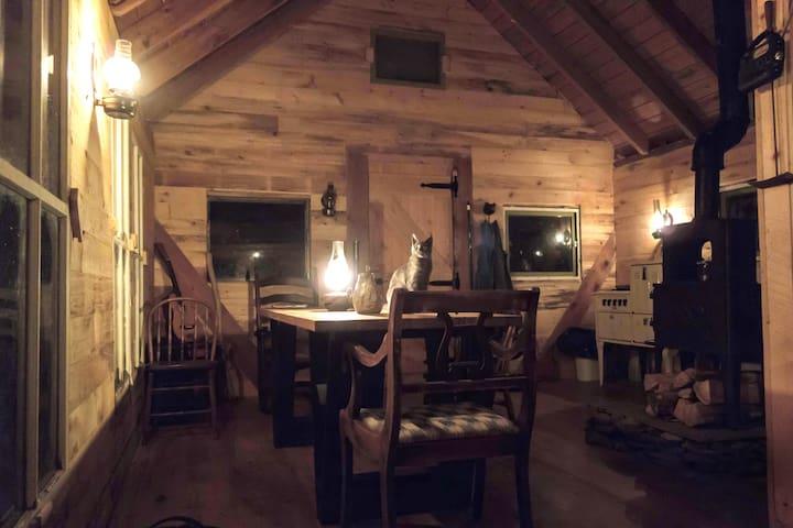 Catskills Mountain Cabin
