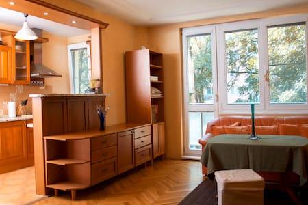 Cosy and quiet apartment - Bratislava