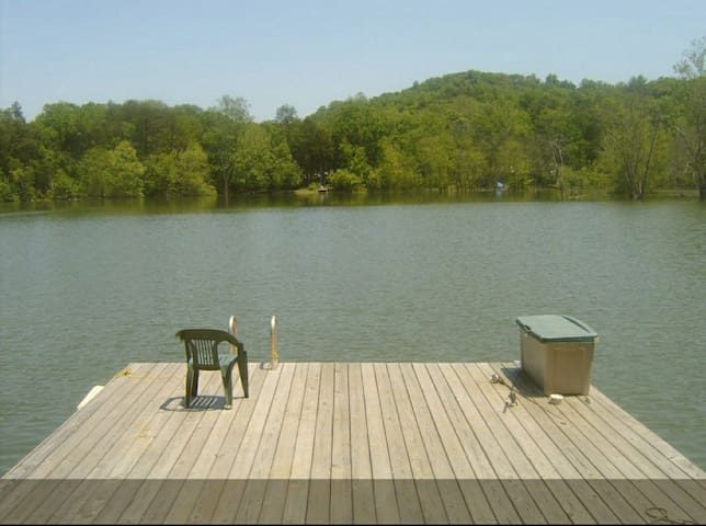 Majestic Lakefront Hideaway with Dock, Ramp & More