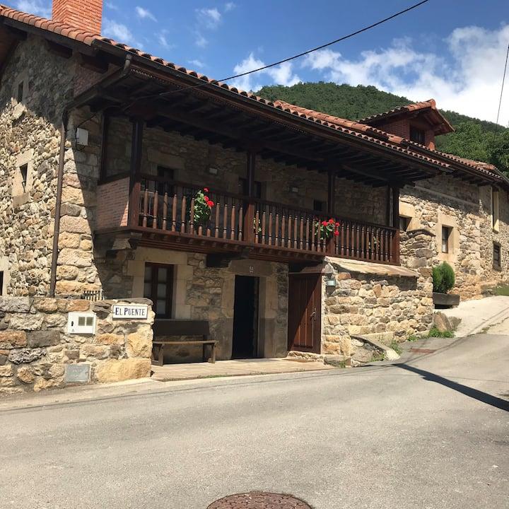 Casa El Puente   San Pedro de Bedoya Liébana