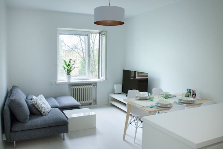Modern apartment in Helsinki with Free parking