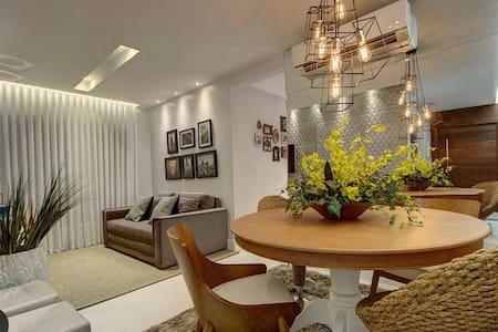 Apartamento confortável e seguro para família