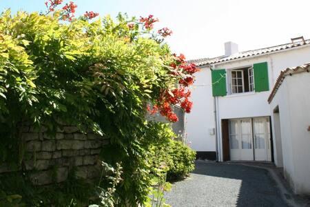 Maison de La Noue Ile de Ré