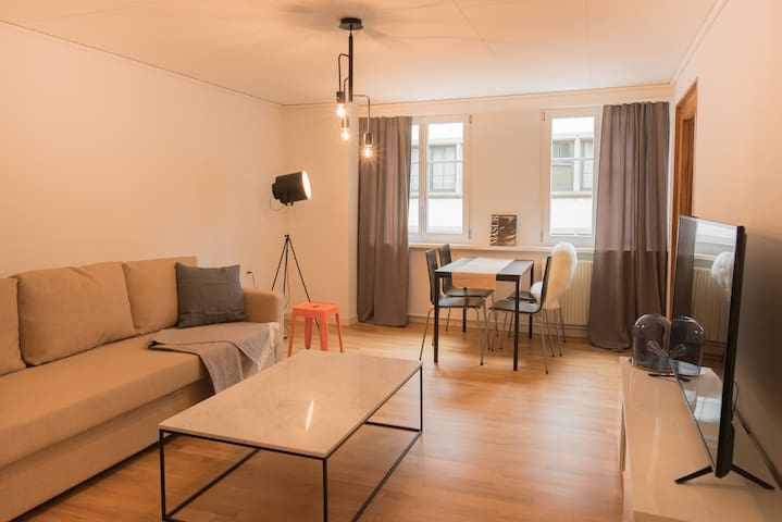 Stylish Apartment in the Heart of Zug by Airhome