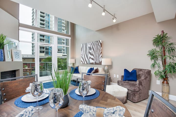 Remodeled Little Italy Condo