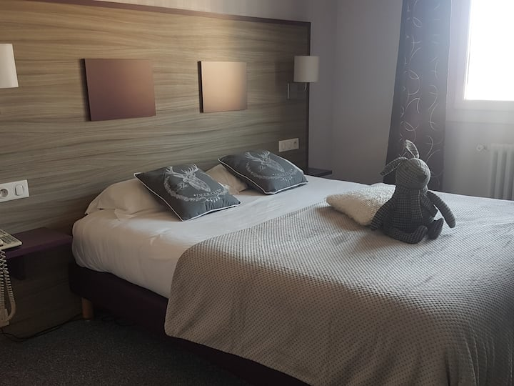 Double room-Superior-Mobility bath-City View