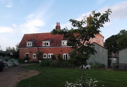 Charming character cottage near the sea - Suffolk - Casa