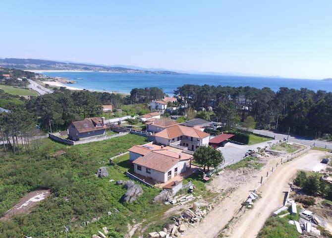Pool and beach in O Grove! - El Grove - Apartment