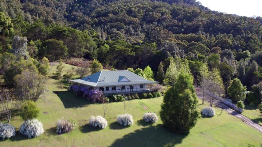 Bountiful Farm House