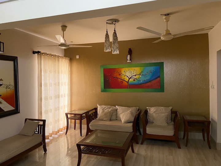 3 Bed room Apartment @ Uttara for Short/Long term