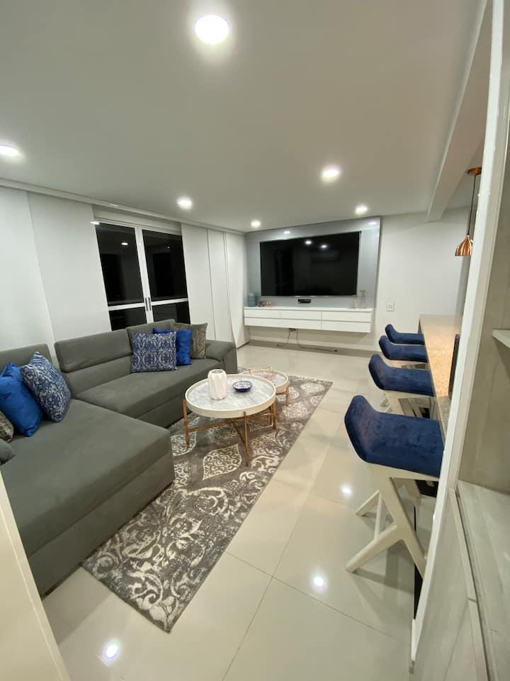 Apartamento de lujo 15avo piso