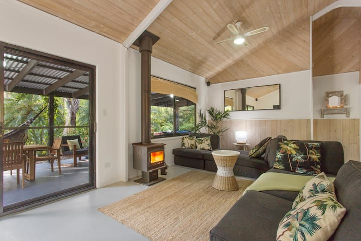 Beach, Surf & Rainforest Retreat - Cootharaba - Hus