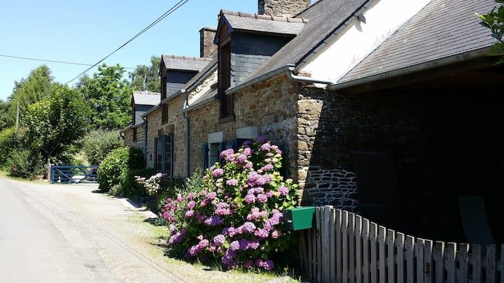 Chambre d'hôte Epiniac/ Mont-St-Michel/ St-Malo