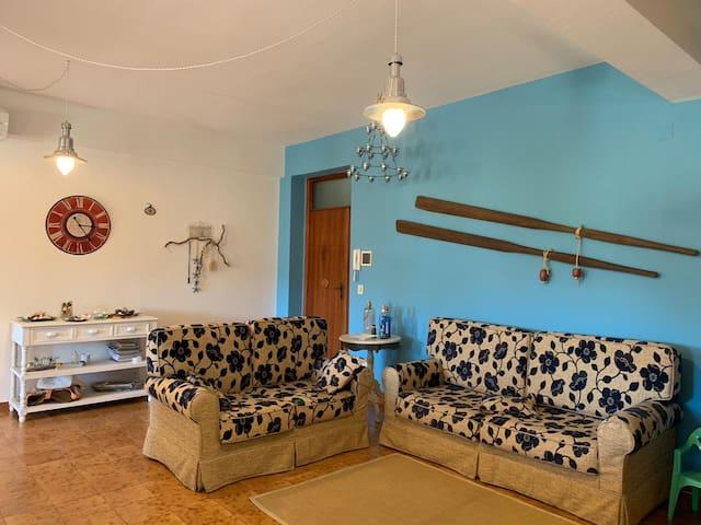 La Casa Azzurra con Terrazza