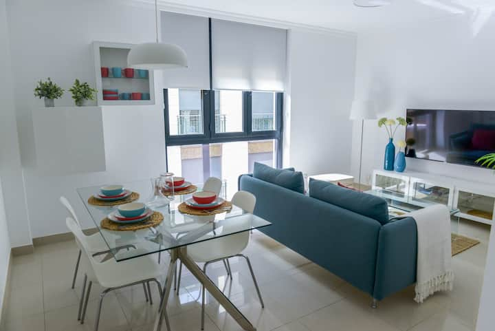 Modern and stylish apartment in Las Canteras