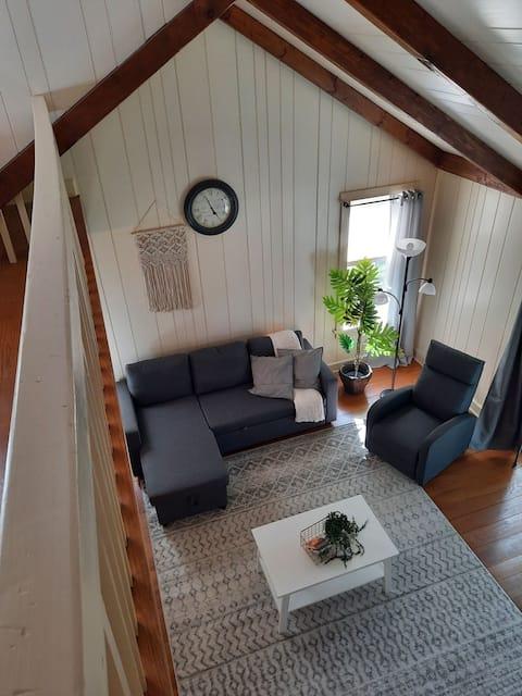 Guest Suite on Maple Grove Farm