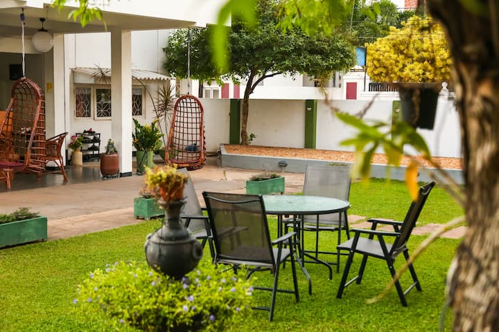 Evid Garden Negombo - Budget Double Room 07