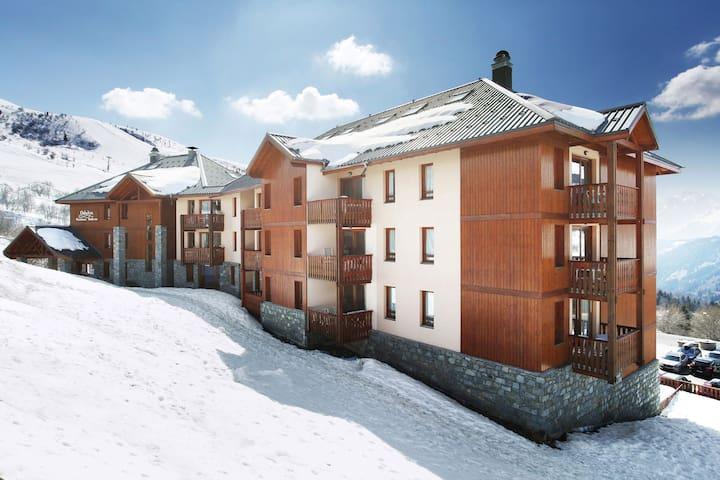 Appartement à 300m des Remontées Mécaniques | Casiers à Skis