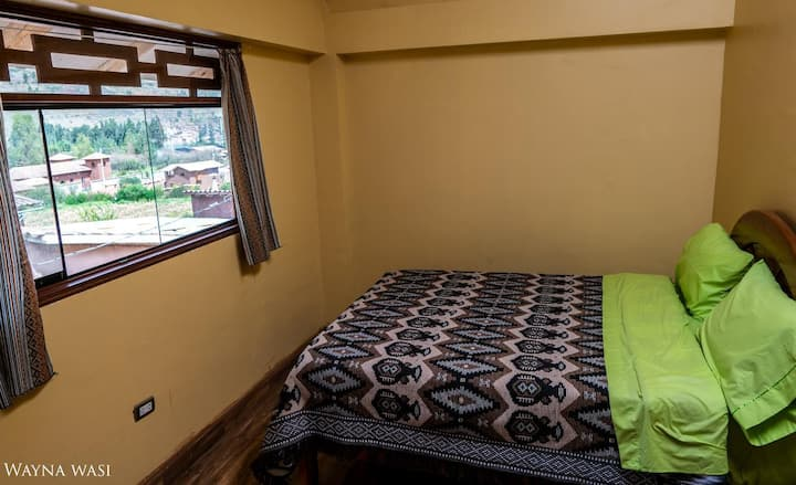 Wayna Wasi Double Room