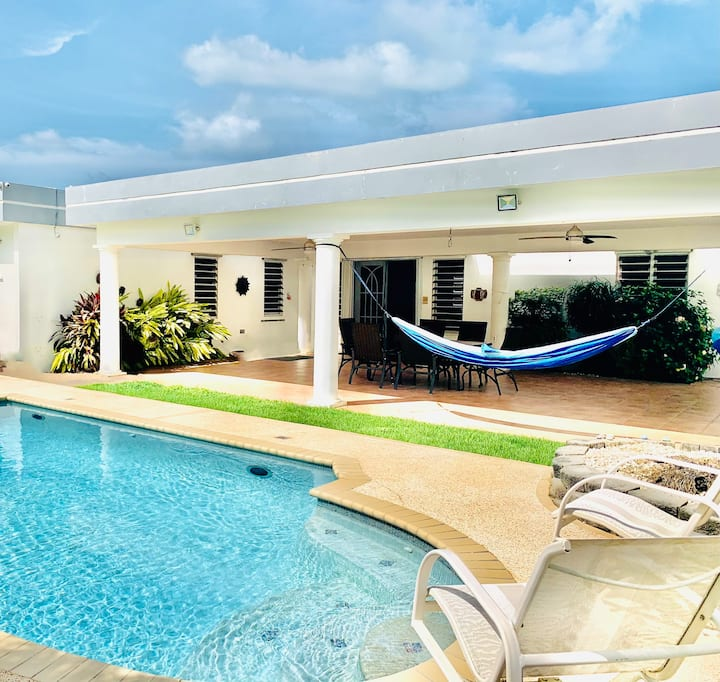 Casa De Cabra | Private Home with Pool @ Rio Mar !