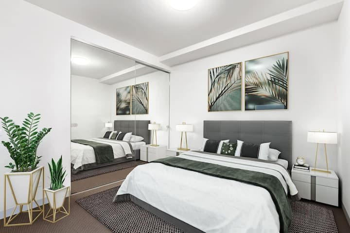 Beautiful Studio Apartment Southbank
