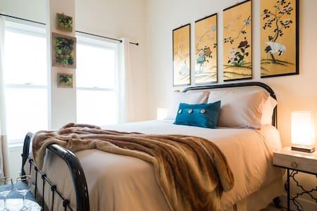 Historic Downtown Loft - Introductory Price - Petaluma