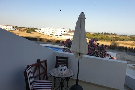 Dreamy 2 Bedroom Maisonette in Mazotos