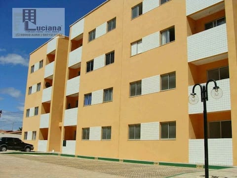 Alugo Apartamento em condomínio fechado com móveis