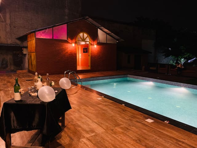 Best outdoor space for your upcoming party.