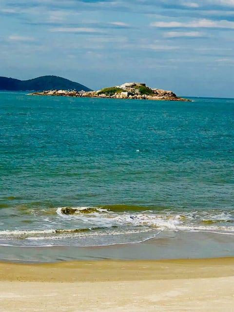 Linda casa na Praia do Sonho em Palhoça SC