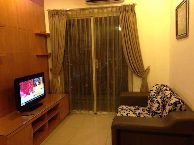 Luxurious apartment at Thamrin residence for rent - Centrální Jakarta