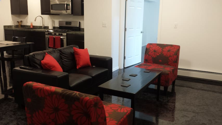 1.5BR in the Heart of Downtown