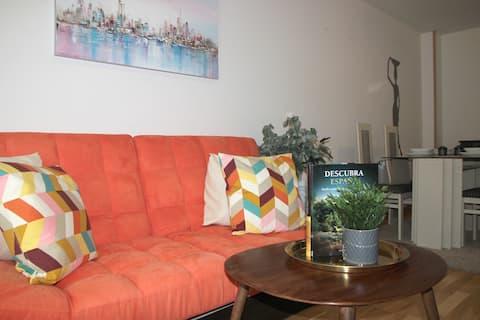 Bonito y acogedor apartamento en Liérganes
