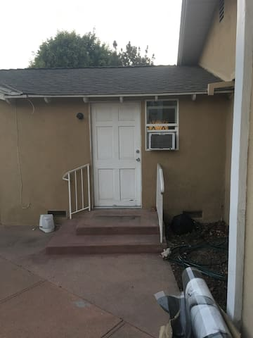 Beautiful Cal State Fullerton home with separate entrance to your unit and with large pool