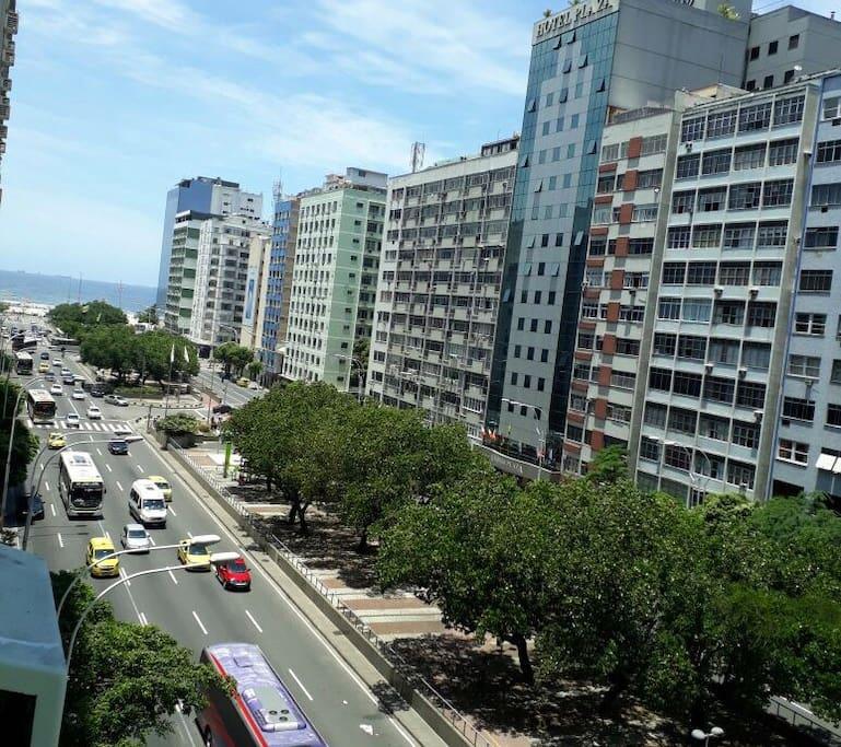Ótima localização em Copacabana