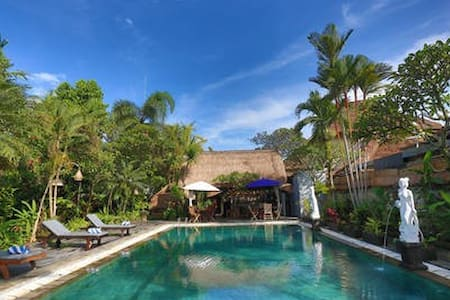 Budget house at monkey forest ubud