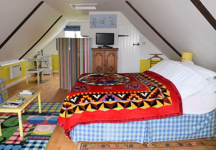 Luxury Loft - Little Glemham - Podkroví