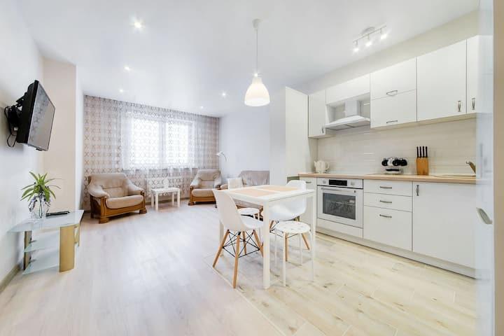 1 bedroom apartment near center of Minsk